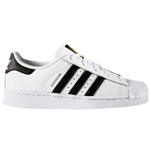 Sneakers, str. 37, Adidas, Hvid, Læder, God