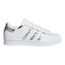 adidas Superstar Sneakers White/White Metallic