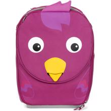 affenzahn-kuffert-suitcase-taske-purple-bird-fugl-bella
