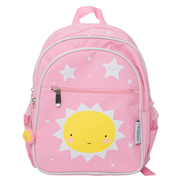 alittlelovelycompany-backpack-sun-sol-rygsaek-lyseroed-pink-1