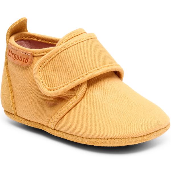 bisgaard-futter-indoor-shoes-mustard-gul