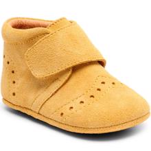 bisgaard-petit-futter-indoor-shoes-mustard-gul