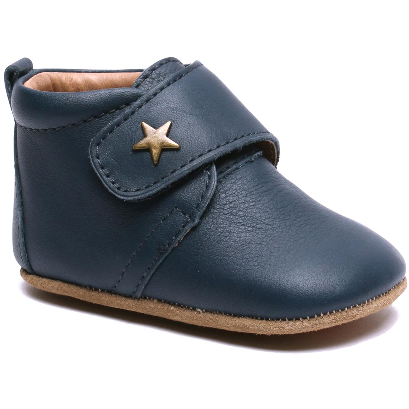 cbba9a7c2d9 bisgaard-sko-homeshoes-futter-skind-navy-blue-blaa ...