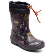 bisgaard-thermoboots-termo-gummistoevler-flowers-blomster-92009-999-160-1