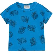 bobo-choses-SS20-t-shirt-tee-bluse-blouse-blue-ananas-1