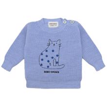 bobo-choses-cat-jumper-strik-baby-boy-dreng-girl-pige