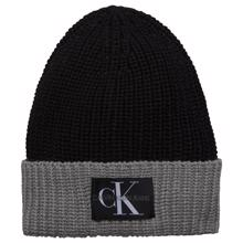 calvin-klein-hue-beanie-knit-strik-monogram-iu0iu00061-black-beauty-bae-sort