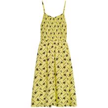 calvin-klein-kjole-dress-frozen-lemon-logo-palm-ig0ig00479-olj-1