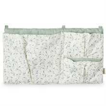 camcam-bed-pocket-sengelomme-green-leaves-2.jpg Close