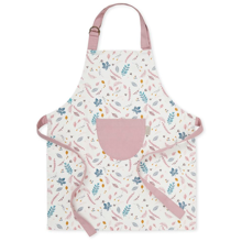 camcam-kids-apron-boern-forklaede-pressed-leaves-rose