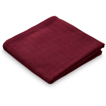 camcam-stofble-muslin-cloth-roed-bordeaux