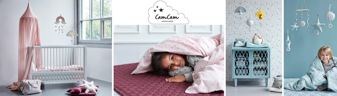 d4e4bf6fb60 Cam Cam - Køb sengetøj og udstyr til barnet fra Cam Cam!