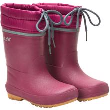 ce-la-vi-gummistoevler-wellies-thermo-thermal-maroon-girl-pige