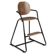 charlie-crane-tibu-chair-stol-barnestol-black-edition-walnut-valnoed-sort-boern-kids-chair