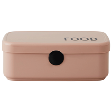Design Letters Nude Lunchbox