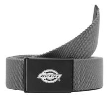 Dickies Orcutt Webbing Bælte Charcoal Grey