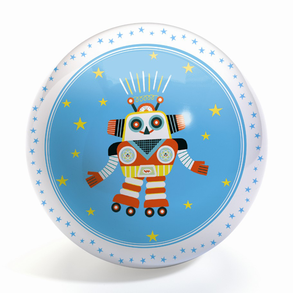 Djeco Best Friends Ball Small Funky Robots