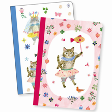 Djeco Lovely Paper Notebooks Aiko