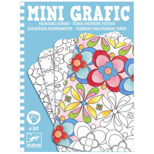 Djeco Floral Mini Grafic