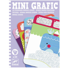 Djeco Junior Doodle Mini Grafic