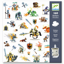 djeco-klistermaerker-stickers-knights-riddere-leg-toys-play