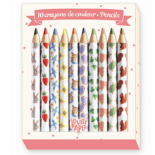djeco-mini-blyanter-farveblyanter-crayons-tegn-draw-skriv-write-leg-play