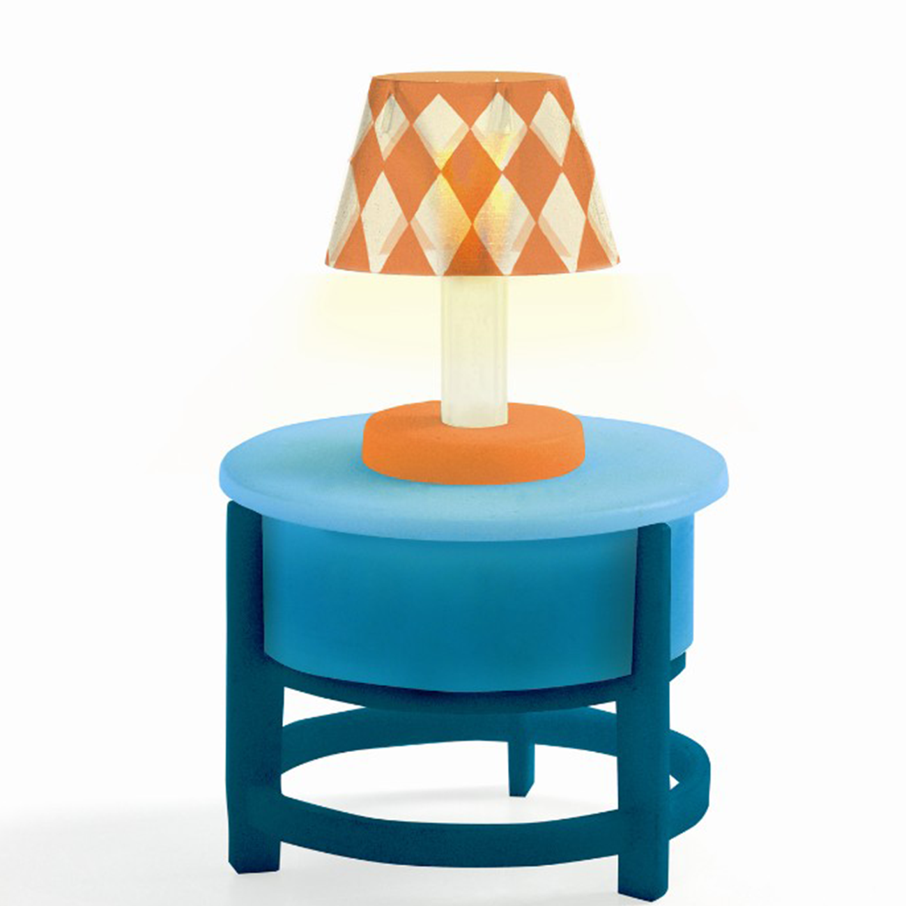 Picture of: Djeco Petit Home Lampe Pa Bord