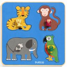 djeco-puslespil-knop-puslespil-jungle-family-jungle-dj01062