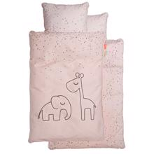 done-by-deer-sengetoej-bedlinen-bed-linen-duvet-cover-pillow-case-baby-junior-dreamy-dots-powder-2093161