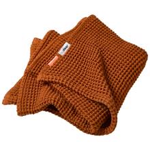 done-by-deer-waffle-blanket-baby-taeppe-mustard-2103764