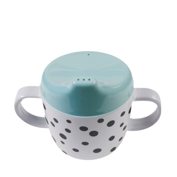 donebydeer-cup-krus-spout-drinkingspout-happydots-yummy-blue-blaa