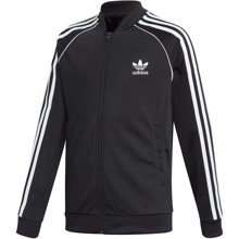 adidas Superstar Track Top Black/ White