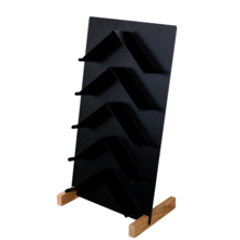 EPJ Design Mini Shoerack Black