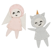 Fabelab Charm Craft Unicorn and Fairy