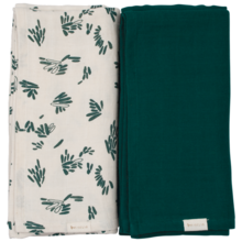 fabelab-swaddles-svoeb-2pack-giftbox-forest-floor-green-groen