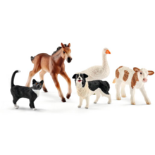 Schleich Farm World 5 Farm World Animals