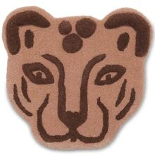 ferm-living-taeppe-rug-tufted-leopard-head-hoved-brown-brun-1