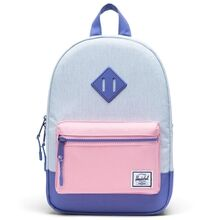 herschel-heritage-rygsaek-taske-backpack-balled-blue-pastel-1