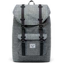 herschel-little-america-mid-volume-raven-crosshatch-black-sort-rygsaek-backpack-10020-0919-1