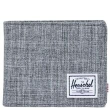 herschel-roy-coin-pung-wallet-raven-crosshatch-10766-0919-1