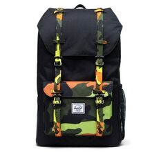 herschel-rygsaek-backpack-little-america-youth-black-neon-10589-3522-1