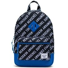 herschel-rygsaek-heritage-kids-roll-call-black-backpack-white-lapis-blue-1