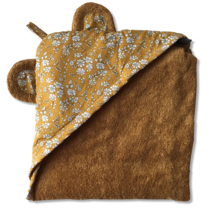Homeyness Baby Towel Capel Mustard
