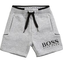 Hugo Boss Chine Grey Shorts