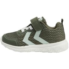 hummel-actus-ml-infant-deep-lichen-green-groen-sneakers-sko