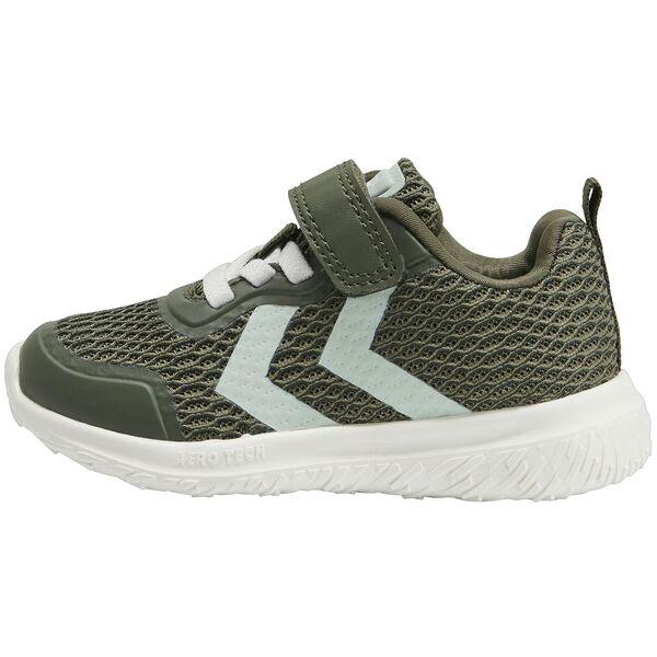 Hummel Actus ML Infant Sneakers Deep Lichen Green