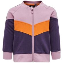 Hummel Veronica Sweet Grape Zip Cardigan