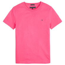 Tommy Hilfiger Boy Basic Original Cotton Tee S/S Fuchsia Purple