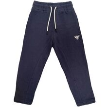 hummel-pants-bukser-sweat-navy