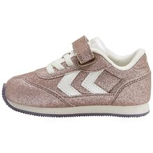 Hummel Reflex Glitter Infant Sneakers Gold